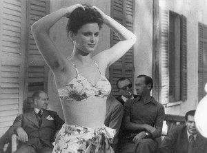 Lucia Bose.